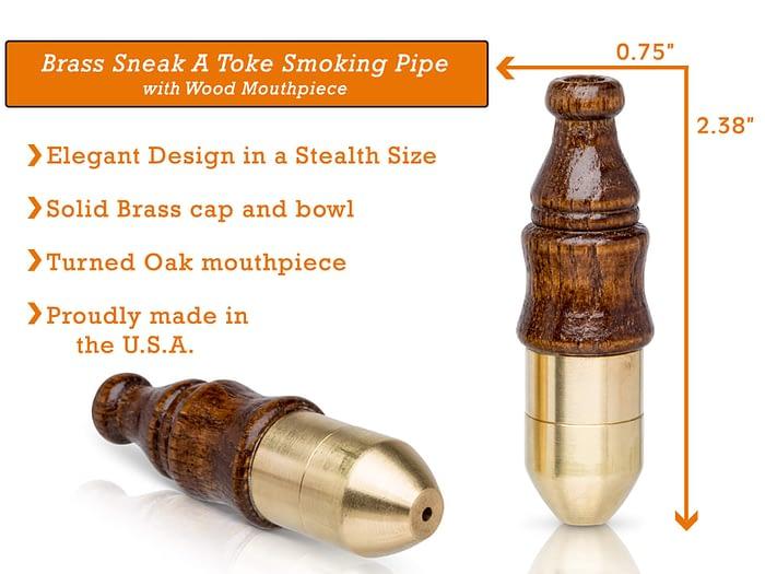 Brass Wood 4